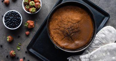 Пирог с орехами и яблоками: невероятно вкусный рецепт