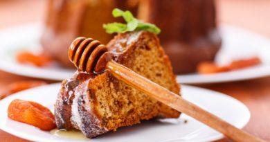 Медовый пирог «Быстрый»