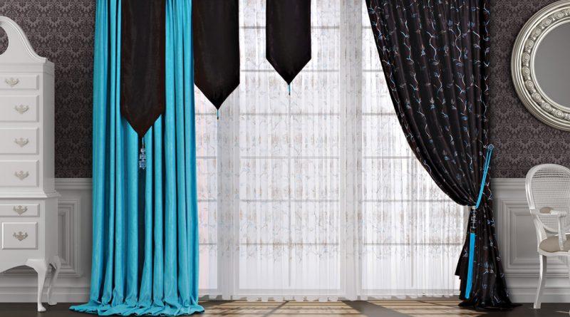 Какие шторы станут модными в 2019 году?