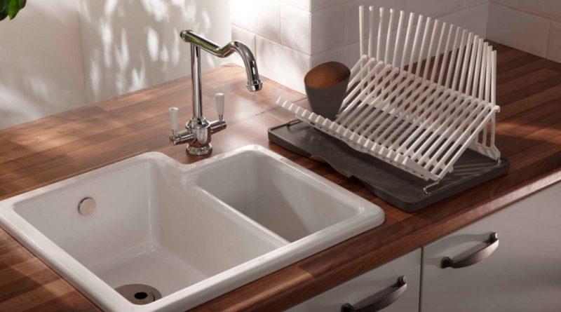 Современные раковины для кухни