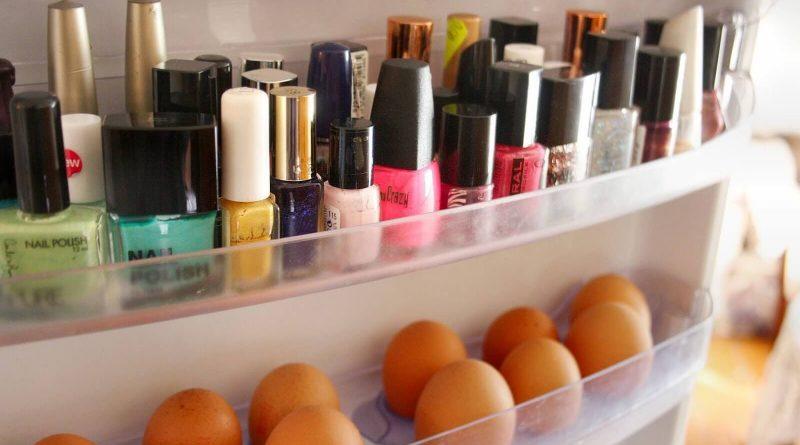 4 правила хранения лаков для ногтей