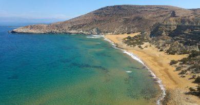 5 Греческих островов, незаслуженно обделенных вниманием туристов
