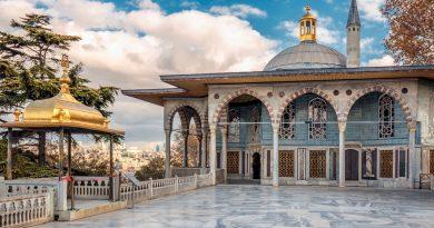 Самые посещаемые дворцы мира
