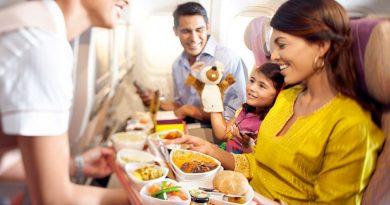 Поесть лучше в самолете или что не стоит есть перед полетом