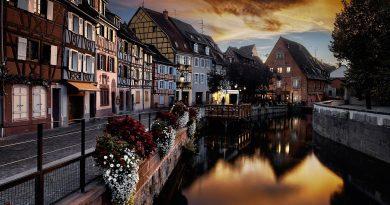 Необыкновенные города похожие на картинку