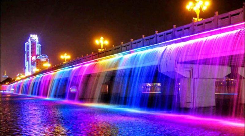 5 городов с потрясающими фонтанами