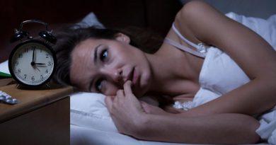 Ложиться спать поздно - вредно!