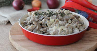 Как вкусно приготовить грибы