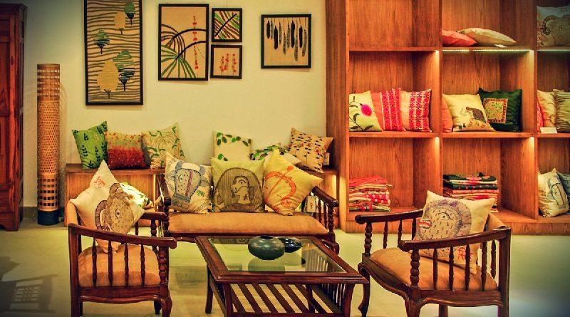 Непривычные предметы мебели, которые очень украшают интерьер