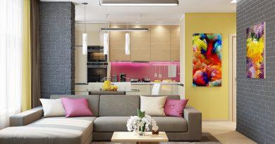 Пять способов для обновления квартиры после зимней «спячки»