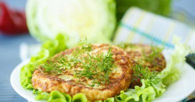 Капустные оладушки: приготовь овощное угощение