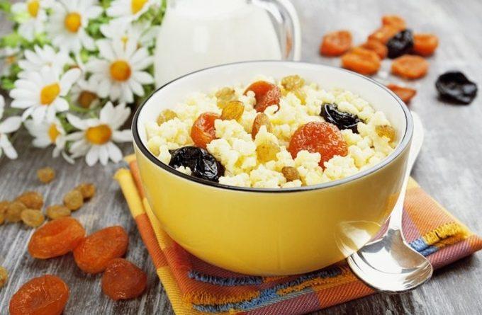 Рисовая каша «Завтрак гения»