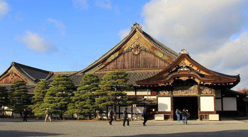 Замок Нидзё – воплощение классической японской красоты