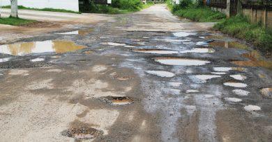 4 вещи, которые вы не должны делать, когда попадаете в выбоину на дороге