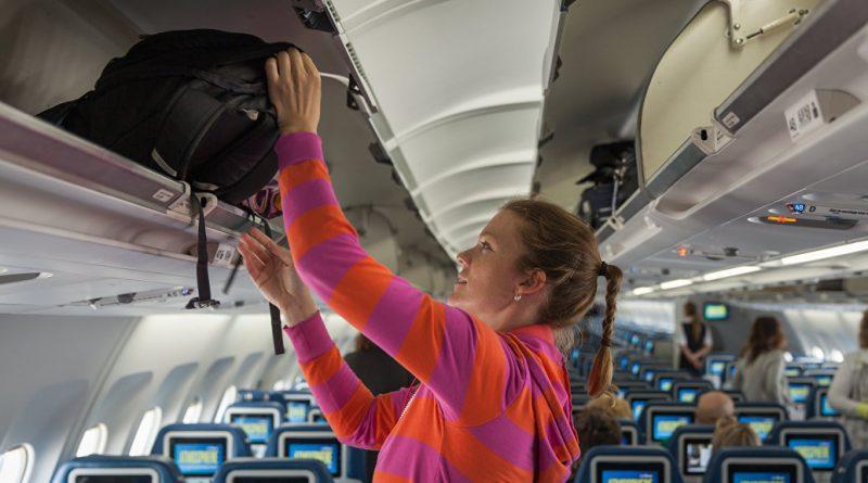 Топ-5 вещей, которые чаще всего забывают в самолетах пассажиры