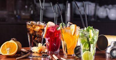 ТОП-3 вкуснейших коктейля к празднику 8 марта