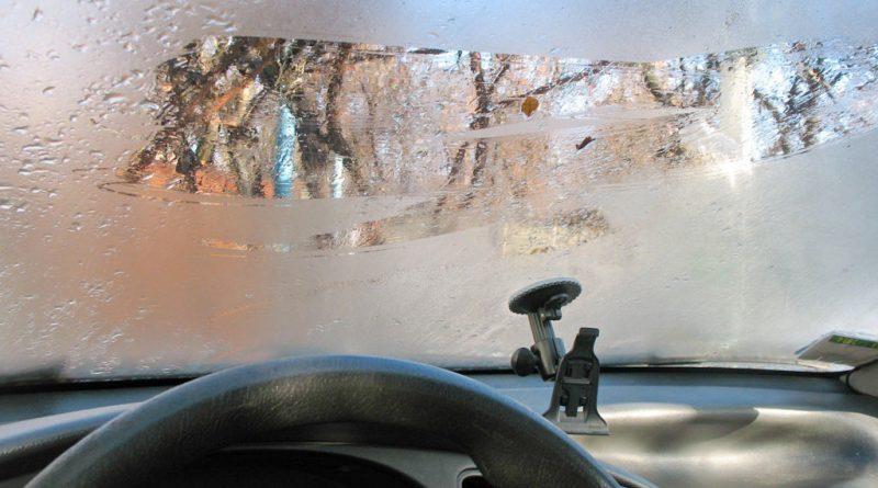 Что нужно сделать для того чтобы не запотевали стекла в автомобиле.