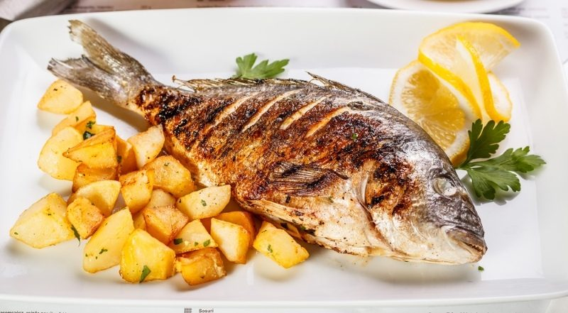 Ошибки при жарке рыбы