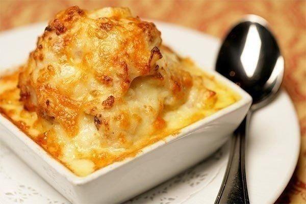 """Очень нежный и вкусный картофель """"Романофф"""""""
