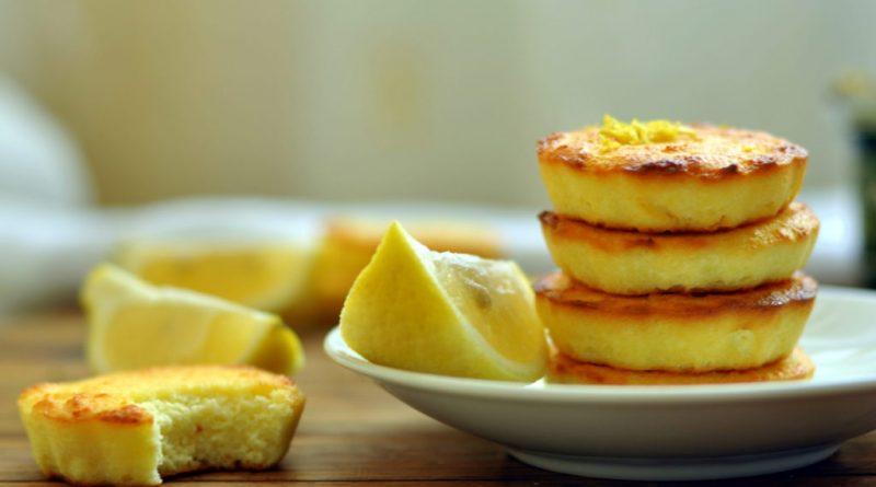 Лимонные сырники