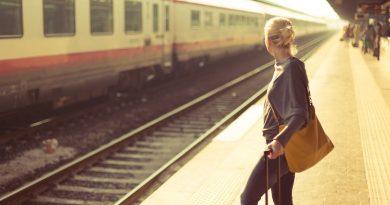 Что делать, если вы проехали свою станцию на поезде