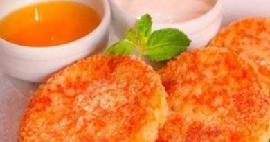 Морковно-яблочные сырники