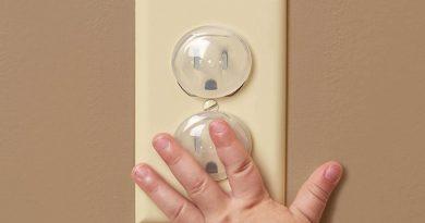 Если в доме ребёнок: принимаем меры защиты не в ущерб интерьеру