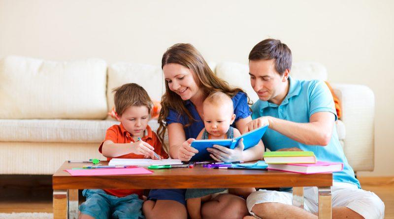 5 интересных фактов о воспитании детей за границей