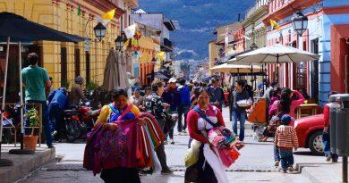 В какие районы Мексики туристам лучше не заглядывать?
