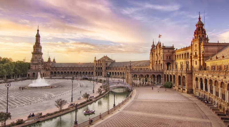 5 мест которые надо посетить в поездке на Севилью