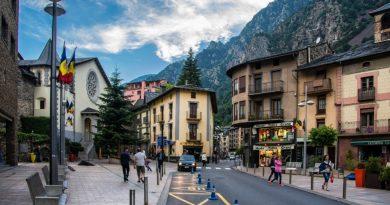 5 стран, которые турист может обойти всего за один день