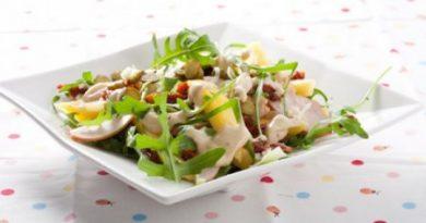 Смешанный салат
