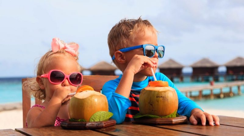 Где провести весенний отпуск семье с маленькими детьми