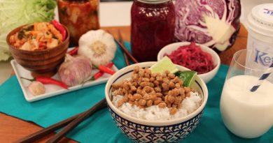 Здоровый кишечник: 5 лучших продуктов, богатых пробиотиками