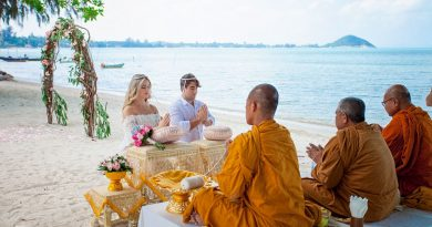 Почему русские туристы выбирают церемонию бракосочетания в Таиланде