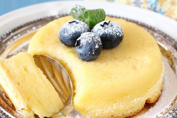 Десерт с кислинкой