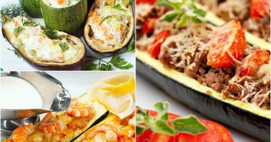 Рецепты из кабачков: 3 весенних блюда