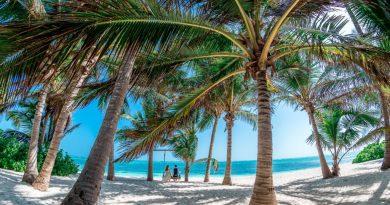 7 стран с теплым морем, куда не нужна виза
