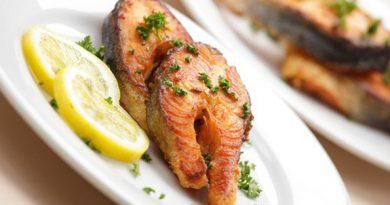Правильно жарим рыбу