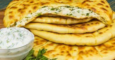 Секреты кавказской кухни: хичины