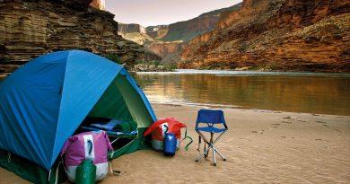 Как выбрать палатку для семейного отдыха на морском побережье весной