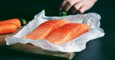 Самый быстрый рецепт слабосолёного лосося