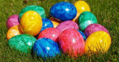Красят ли яйца на Пасху в Италии?