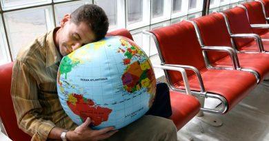 Топ-5 синдромов, которым подвержены впечатлительные путешественники