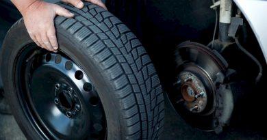4 обязательные процедуры при смене колёс