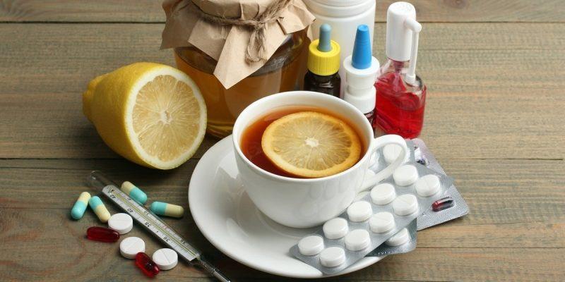 """2 рецепта, чтобы """"устоять"""" при эпидемии гриппа"""
