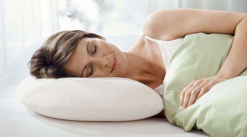 Правильный выбор подушки – гарантия хорошего сна.