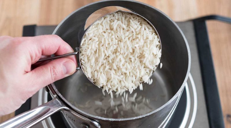 Как варить рис: главные правила и секреты