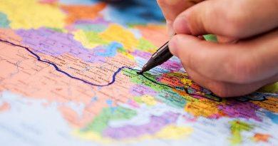 10 правил безопасности для тех, кто отправляется в самостоятельное путешествие