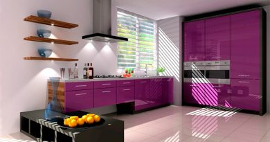 Как выбрать цвет для кухонного гарнитура.